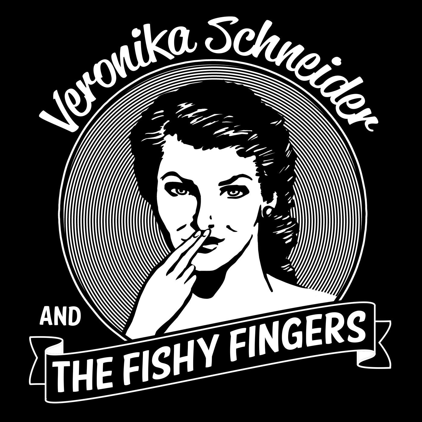 Fishy Fingers Logo